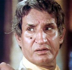 The nasty Mama, the scheming Lala, the guy whom you loved to hate, Jeevan was one in a kind, add to that his very unique voice, sheer epitome of cunning.