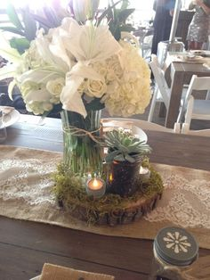 Burlap And Lace Table Runners. Burlap And Lace Table Runners on Tradesy Weddings (formerly Recycled Bride), the world's largest wedding marketplace. Price $80.00...Could You Get it For Less? Click Now to Find Out!