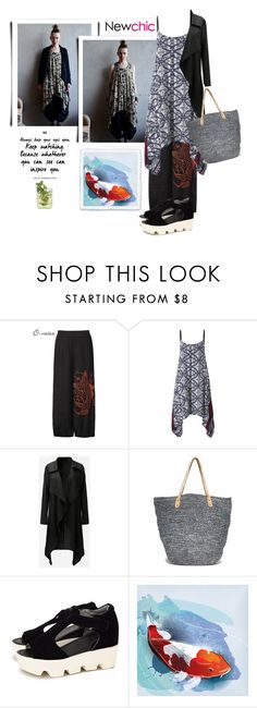 """""""Newchic alt 5"""" by ante-panda ❤ liked on Polyvore featuring Monserat De Lucca"""