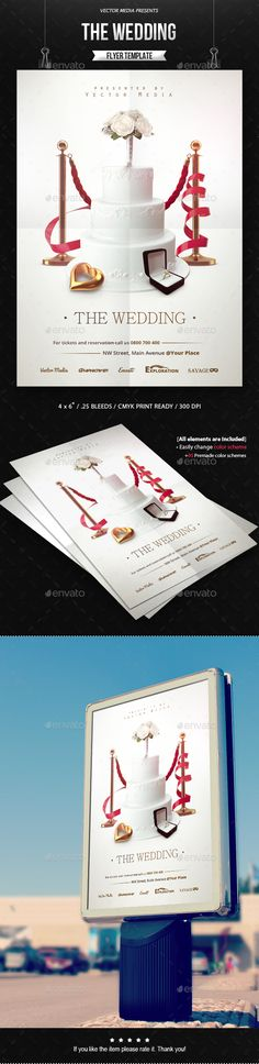 Christmas Party - Invitation Vol2 Print templates, Psd - wedding flyer