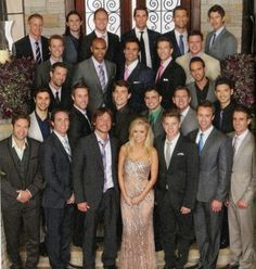Emily 25 men's in the Bachelorette