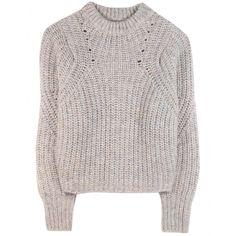Isabel Marant - Newt wool-blend sweater - mytheresa.com