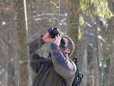 in the primeval forest; Białowieża Biodiversity Academy www.WEJMUTKA.pl
