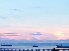 #huzur #deniz #günbatımı