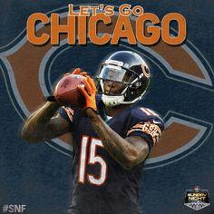 Brandon Marshall, WR - Chicago Bears