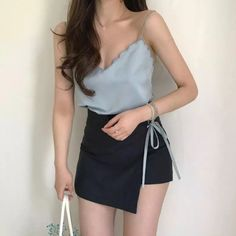 Asian Fashion Skirt