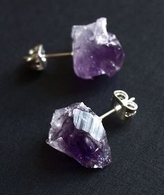 These earrings