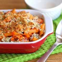 Chicken Parmesan Casserole - Need to try this