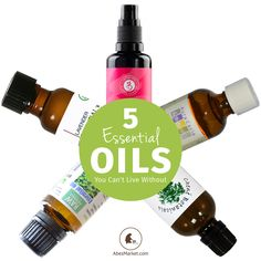 There's a reason essential oils are called essential. They offer numerous benefits from health to home. #picsandpalettes