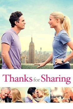 Watch Thanks for Sharing full HD movie online - #Hd movies, #Tv series online, #fullhd, #fullmovie, #hdvix, #movie720pA romantic comedy that brings together three disparate characters who are learning to face a challenging and often confusing world as they struggle together against a common demon: sex addiction.