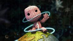 Sackboy PS Vita Wallpaper