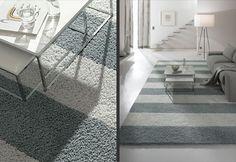 JAB ANSTOETZ - Carpets » Carpets » Carpets with piped edging » Stripes