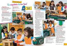 Maestra Jardinera N° 203 - EDIBA.com Teaching Resources, Window Boxes, Boy's Day