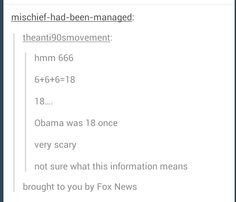 How I feel about most if Fox New's information.