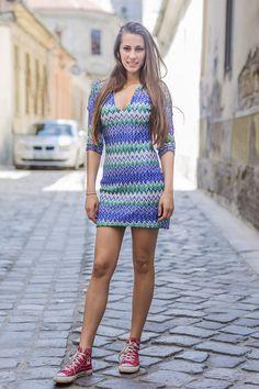 Sporty Street Style In Cluj Street Fashion Cluj. Street Style Cluj.