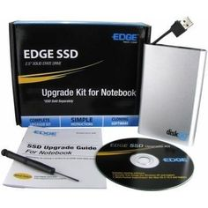 Edge Memory Edge Boost Upgrade Kit For Notebook