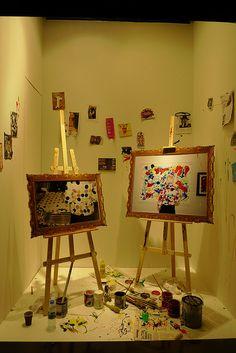 galeries lafayette paris création, pinned by Ton van der Veer