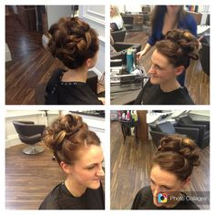 Party/ Occasion  hair by Ria  Senior Stylist