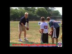 Flag Football Coaching Tips pt 1 - YouTube