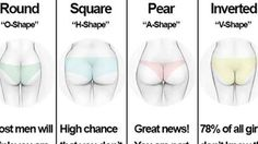 What The Shape Of Your Butt Says About Your Health
