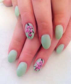 Acrylic Nails by @PinkysNailsAnd1 done today at chapel call 01614857186 to get wow factor nails! 10% OFF FIRST SET :)