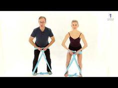 Wie man mit dem Franklin Band den Gluteus und die Rückenmuskeln trainiert | Franklin-Methode®