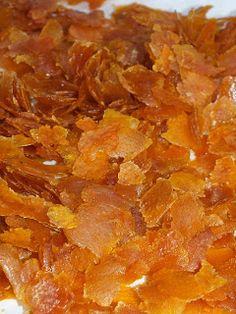 Ízőrző: Cukrozott narancshéj 2. (gyorsított változat) Paleo, Beach Wrap, Paleo Food