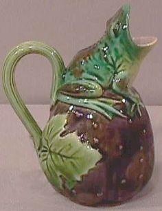 """Résultat de recherche d'images pour """"vaisselle grenouille faience"""""""