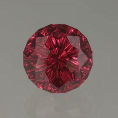Rhodolite Garnet in a StarBrite™ cut by John Dyer & Co. 4.34cts