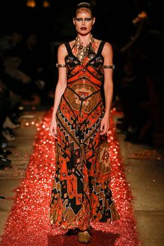 Givenchy Fall 2015 Menswear - Collection - Gallery - Style.com Doutzen Kroes (Viva),