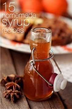 15 Homemade Syrups to Make Breakfast Even Better - Babble