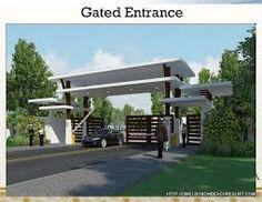 Entrance Gate Design For Township Buscar Con Google