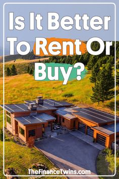 Wondering is it better to rent or buy? We guide you through the rent vs buy a house decision with 3 simple steps to take into account! Money Tips, Money Saving Tips, Rent Vs Buy, Investment Tips, Thing 1, Saving For Retirement, Managing Your Money, Best Investments, Student Loans