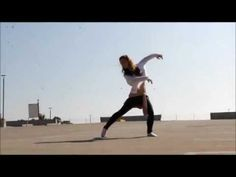 ▶ Skinny Love Contemporary Solo - YouTube