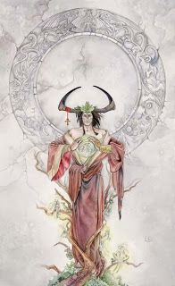 On the fifth day of Yule the Goddess gave to me...