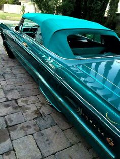 64 Chevy Impala Low low.............