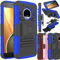 para motorola moto g5 plusmoto 2017 hibrido a prueba de choques x clip de cinturon funda - Categoria: Avisos Clasificados Gratis  Estado del Producto: Nuevo con etiquetasFeatures:1100 Brand new and high quality Samsung Galaxy S5 Case2Special 3Piece combo design, back skin , Inner layer is make by rigid plastic Outer make by soft silicone rubber Material3 Perfect dress up kit for your cell phone4 Precision cut out for your buttons, ports, camera and flash5Easy, snap onoff installation6Color…