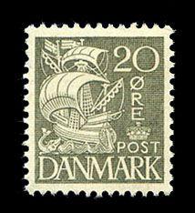 Denmark 1933 - 1934