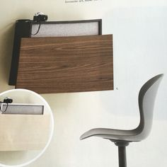 BoConcept Cupertino wall office.