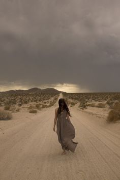 I love the storm, the dusk she wears and the way I know that dirt feels on her feet