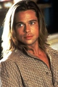 That Brad Pitt has never been sexier then when he starred in Legends of the Fall.