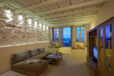 Living Room With Great Sea Views...