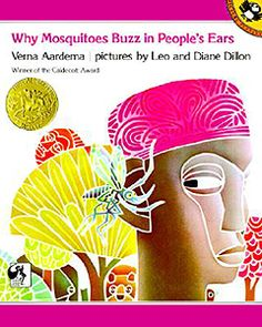 Why Mosquitoes Buzz... Mentor Text Monday- great for cause and effect!