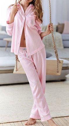 Victorias Secret Dreamer Flannel 3pc Pajama Set ICONIC STRIPE Pajamas NWT L   iconic  stripe  pajamas  pajama  flannel  secret  dreamer  victorias 481dfe061