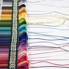 Cross Stitch Thread (Floss)