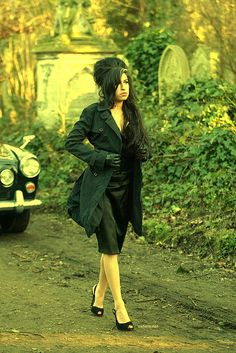 Amy Winehouse♡ ~ Back To Black ~