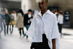 The Best Street Style From Seoul Fashion Week - Vogue