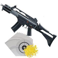 Softair Gewehr Heckler & Koch G36 C IDZ 0,5 Joule, elektrisch AEG, Kal. 6 mm…