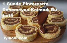1 Günde Pinterestte Denemeyen Kalmadı Bu tarifi Cheesecake Brownies, Cookie Recipes, Muffin, Dinner Recipes, Cookies, Canning, Eat, Breakfast, Desserts