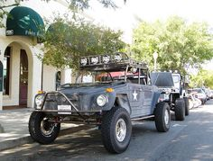 VW Militar Style